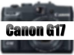 Canon PowerShot G17 rumors