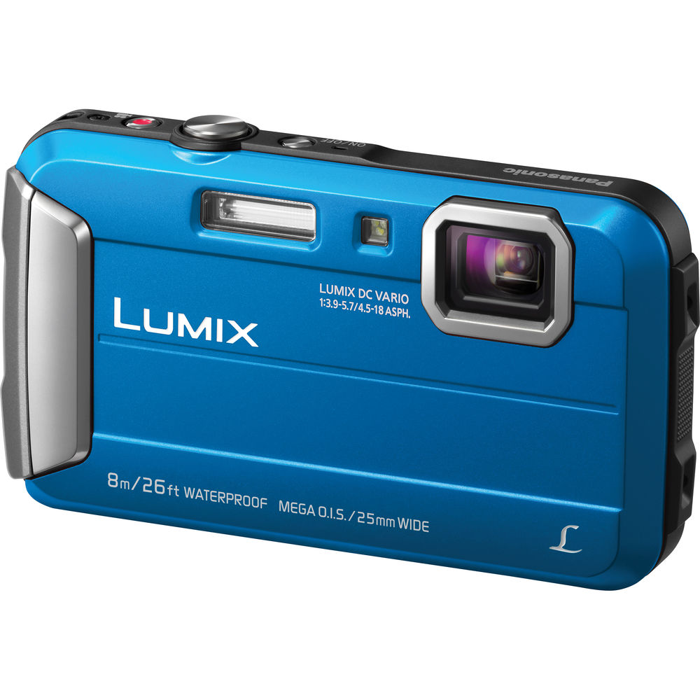 Lumix DMC-TS30 Digital Camera