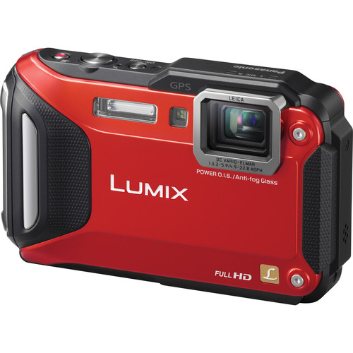 Lumix DMC-TS6 Digital Camera