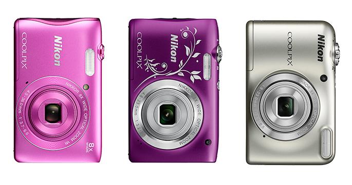 фотоаппараты никон