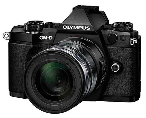 Olympus-OM-D-E-M5II-camera
