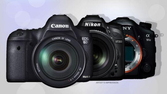 new cameras 2015