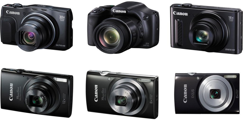 New canon powershot cameras announced at ces 2015 camera for New camera 2015