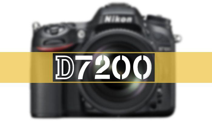 nikon d7200 rumor