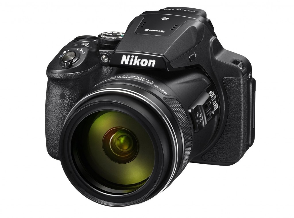 Nikon-Coolpix P900