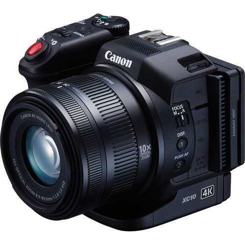Canon XC10 camcorder
