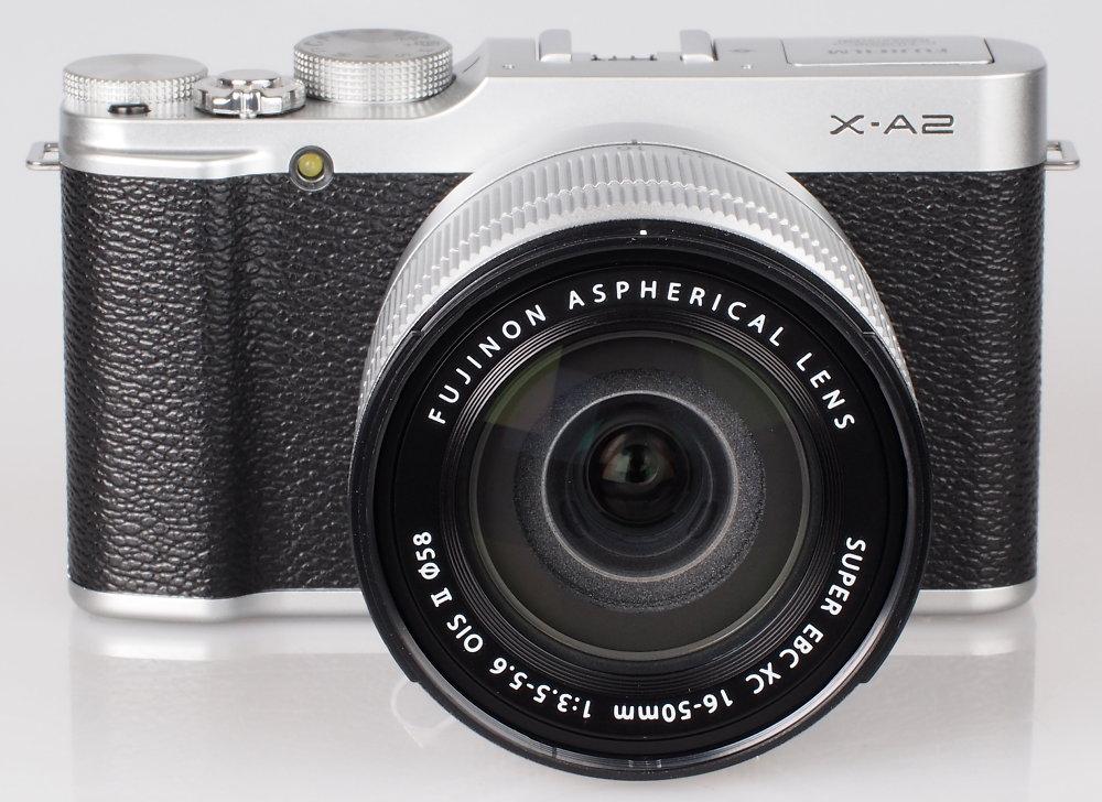 Fujifilm X-A2 w 16-50mm II kit