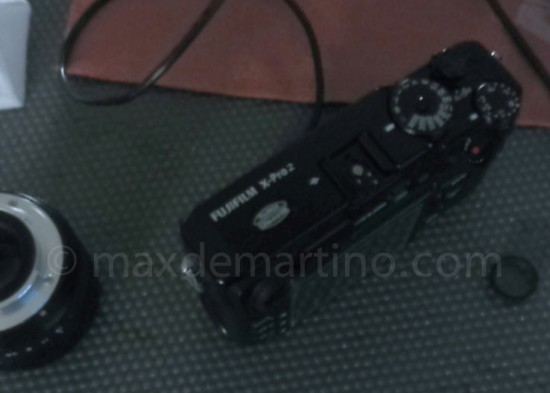 Fujifilm-X-Pro2 rumored image