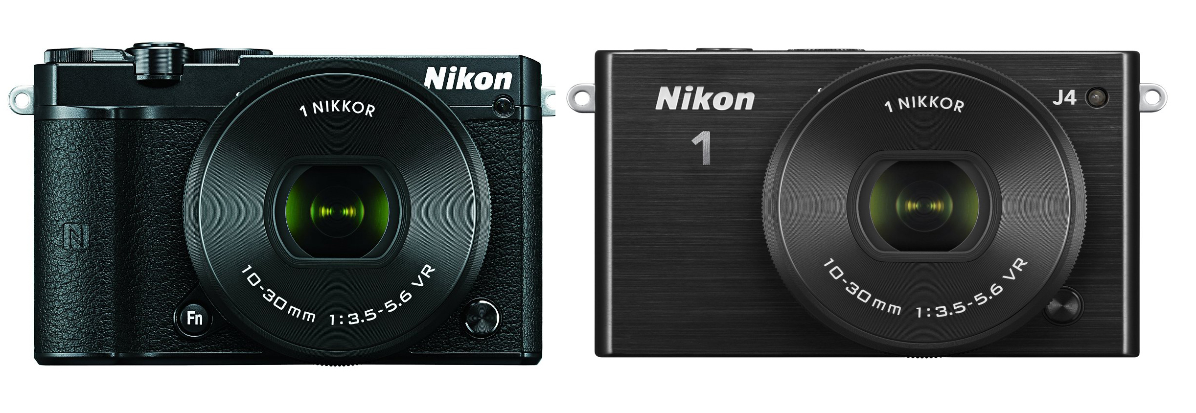 Nikon-1-J5-VS-J4