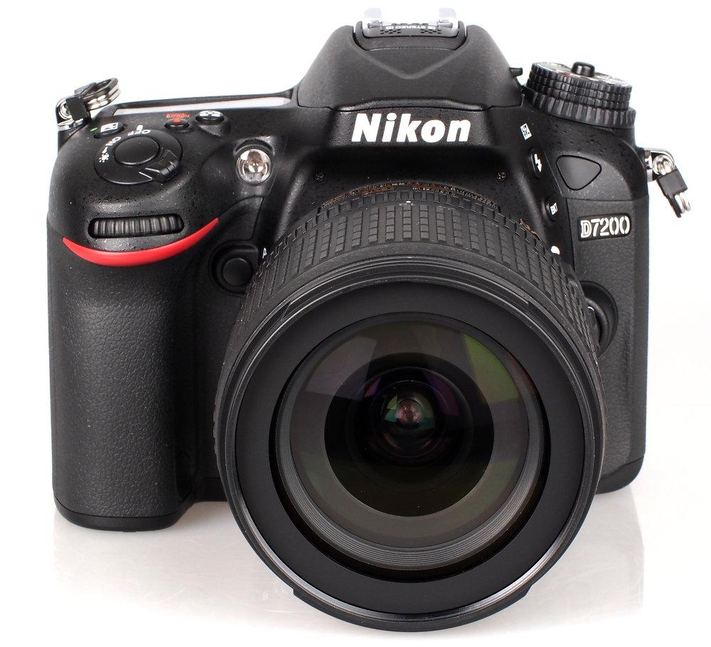 Nikon-D7200 review