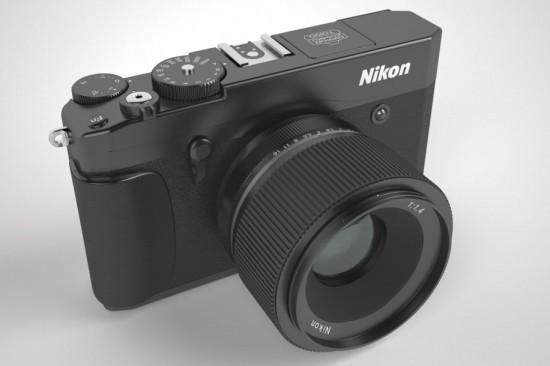 Nikon mirrorless camera rumors