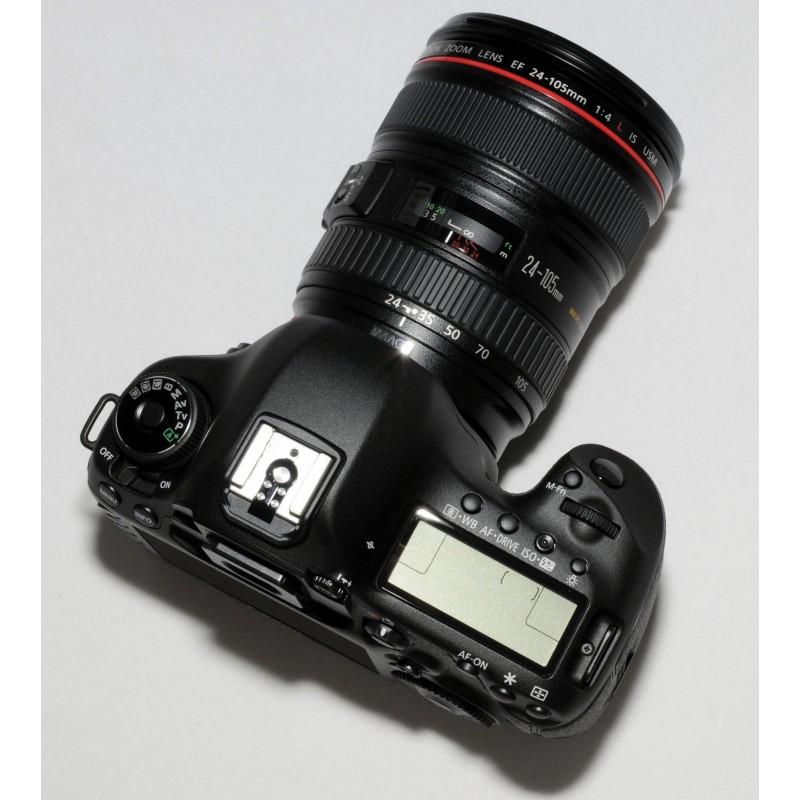 Canon eos 5d mark III w 24-105 f4L lens