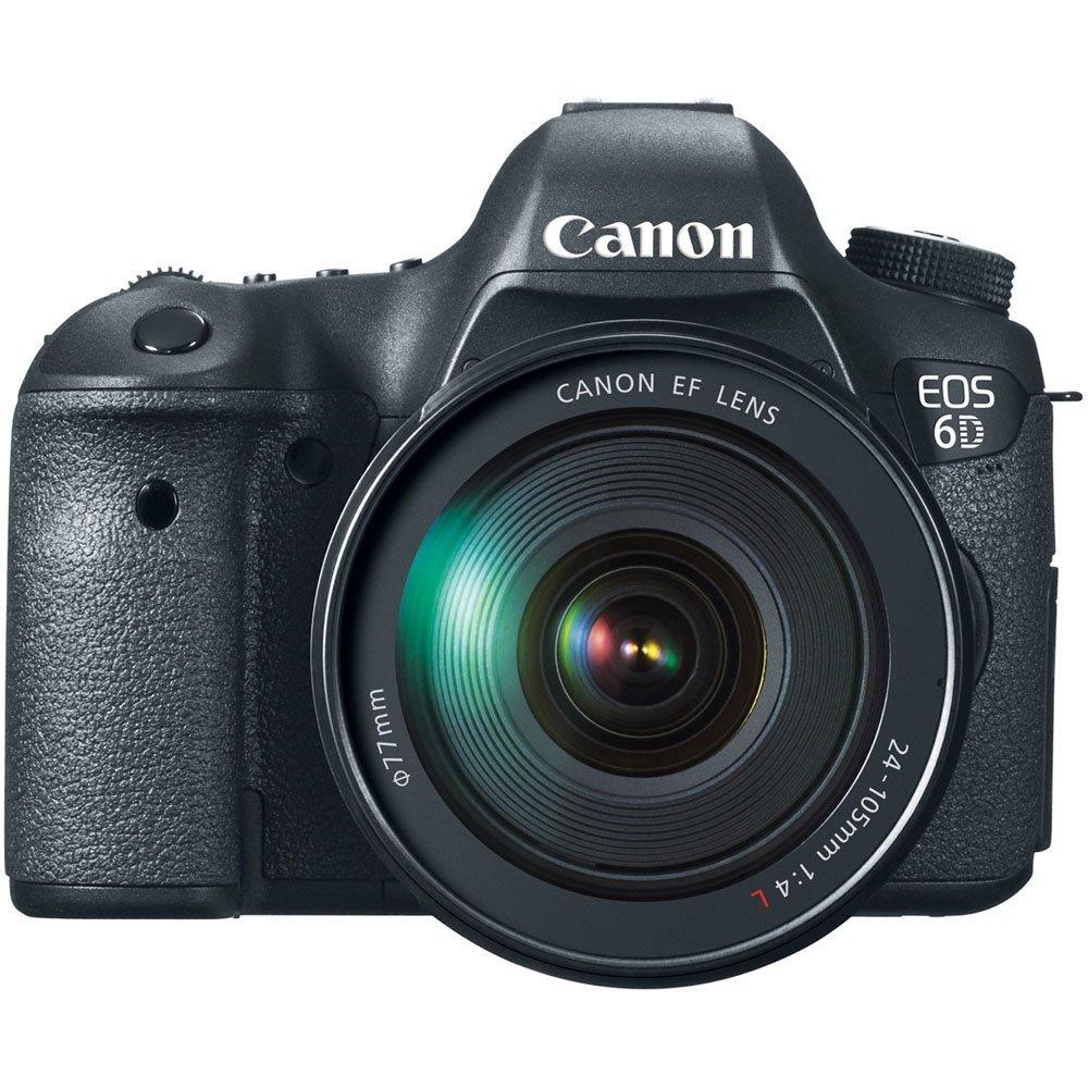 Canon eos 6D w  24-105mm F4l USM lens