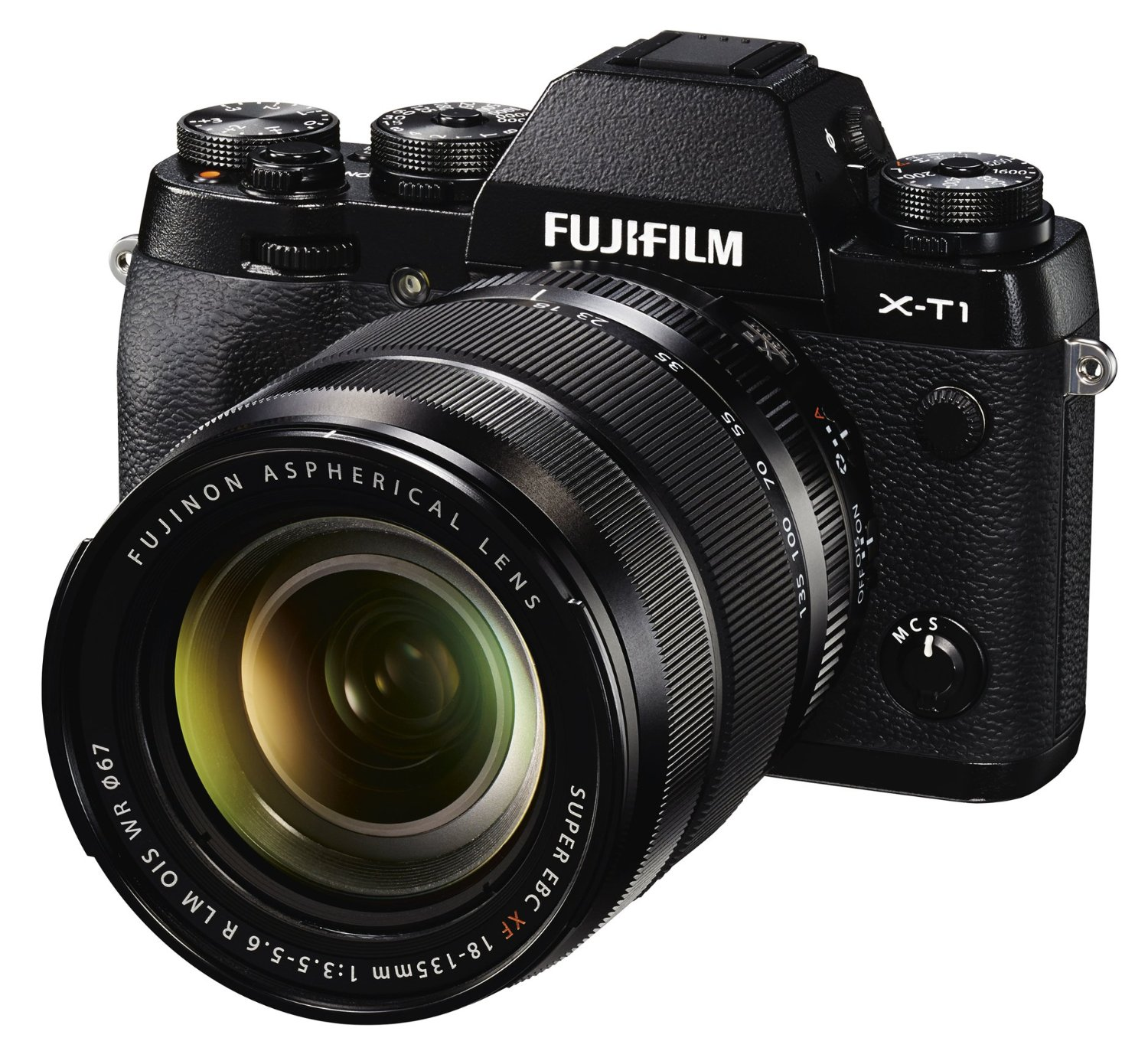Fujifilm X-T1 with 18-135mm lens