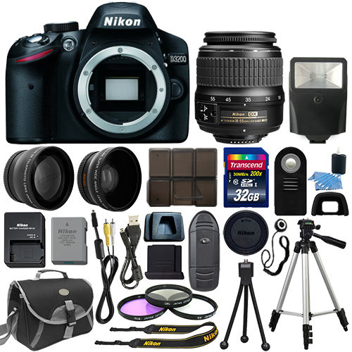 Nikon D3200 deals-cheapest price
