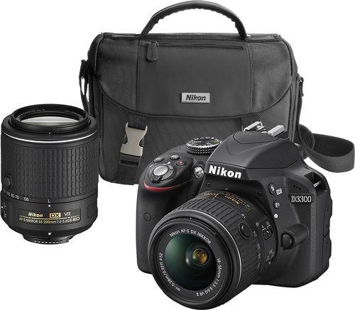 Nikon D3300 w VR lenses