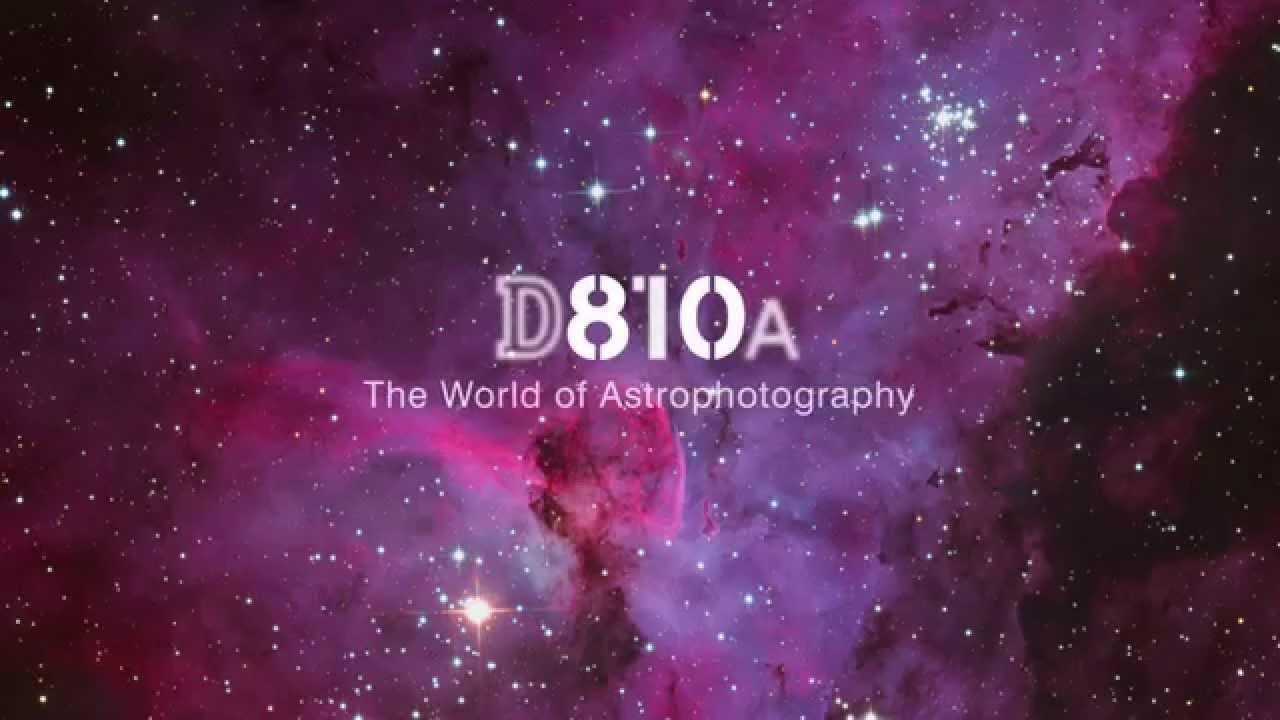 Nikon D810a 2