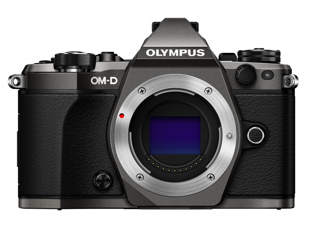Olympus E-M5 II Titanium Limited Edition