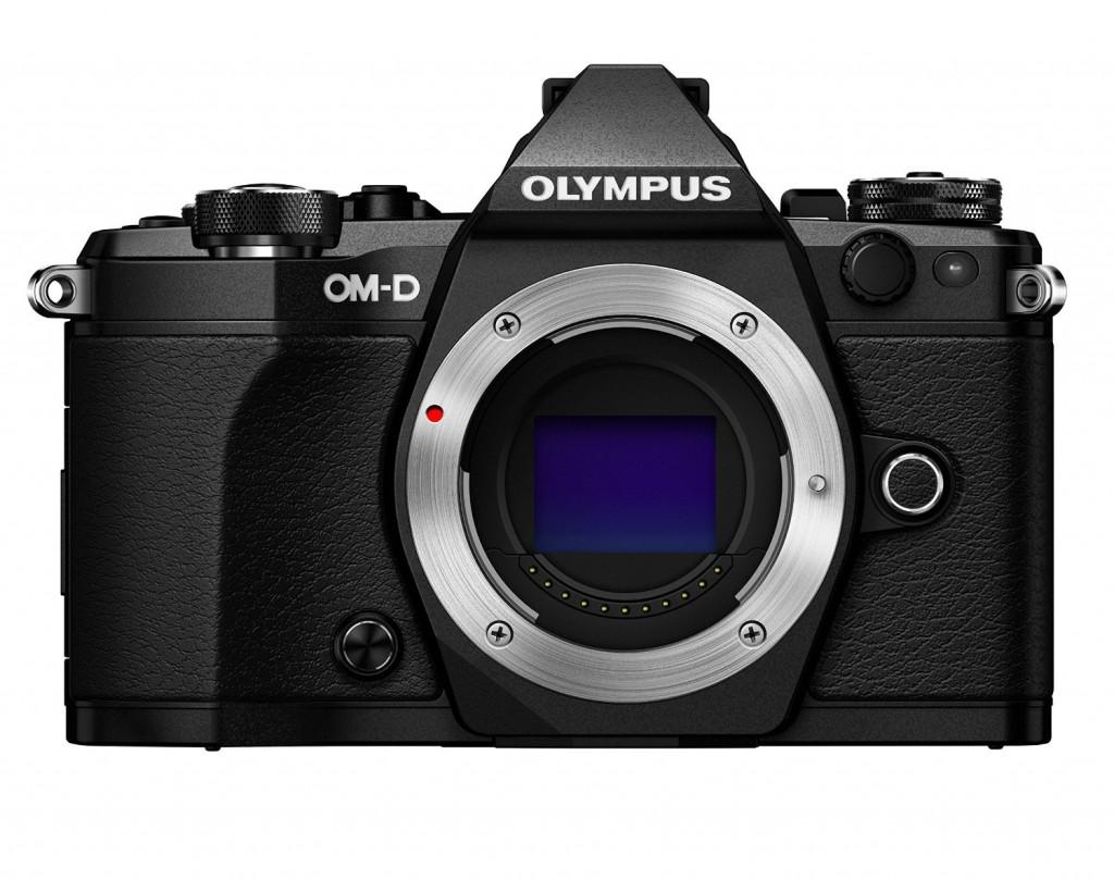 Olympus E-M5 II black