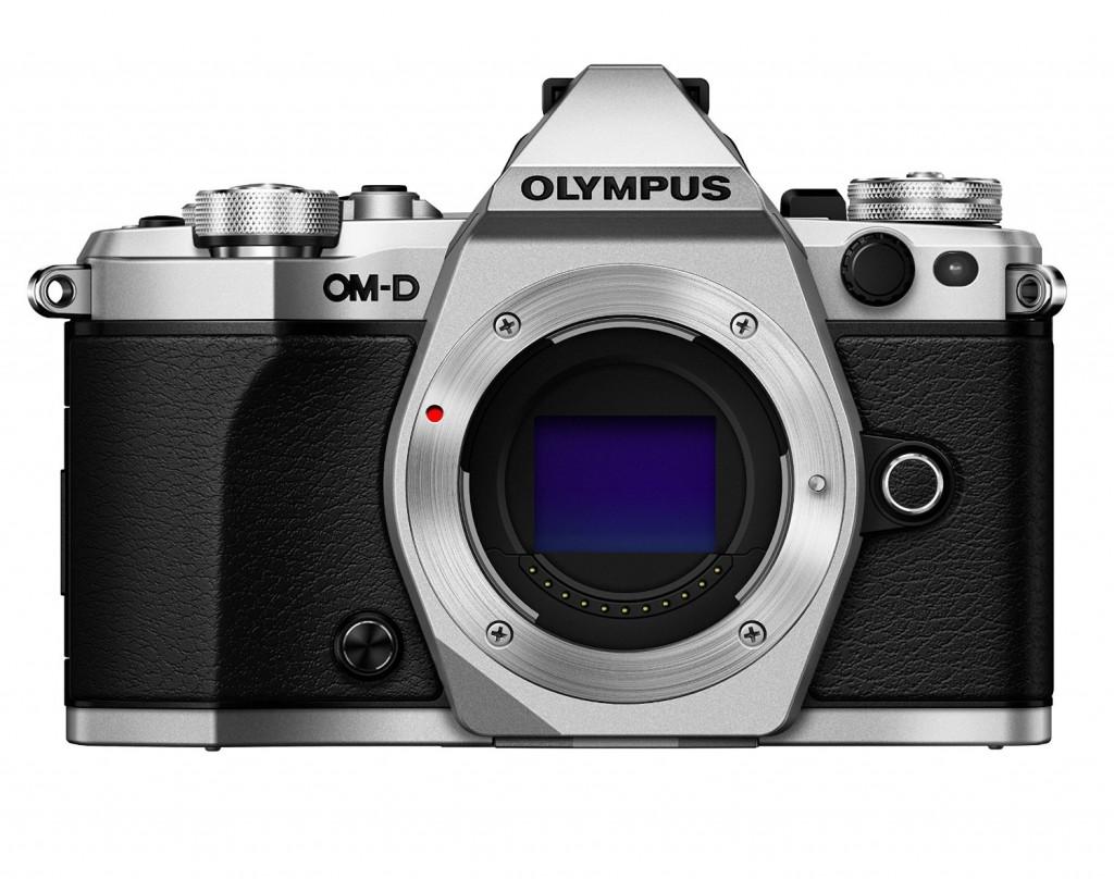 Olympus E-M5 II silver