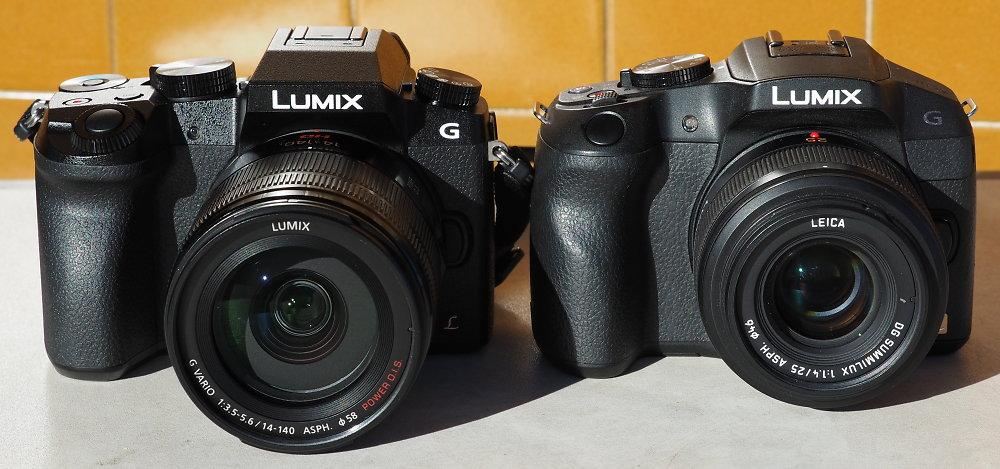 Panasonic-Lumix-G7-vs-G6 images
