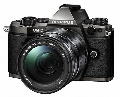 olypus e-m5 ii limited edition