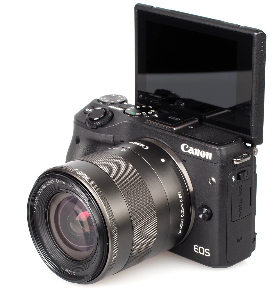 Canon-EOS-M3 review 2