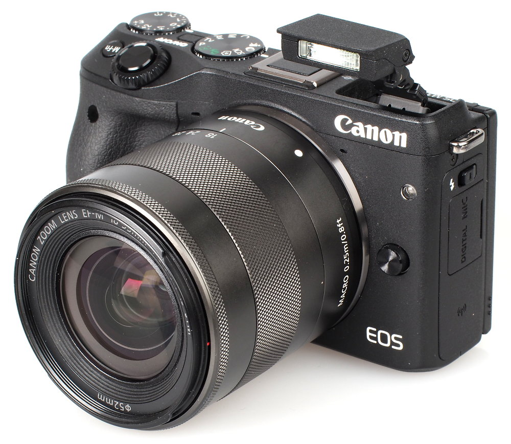Canon-EOS-M3 review