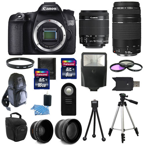 Hot deal canon eos 70D
