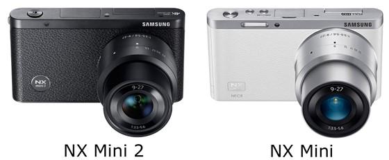 Samsung NX mini 2 VS Mini images3