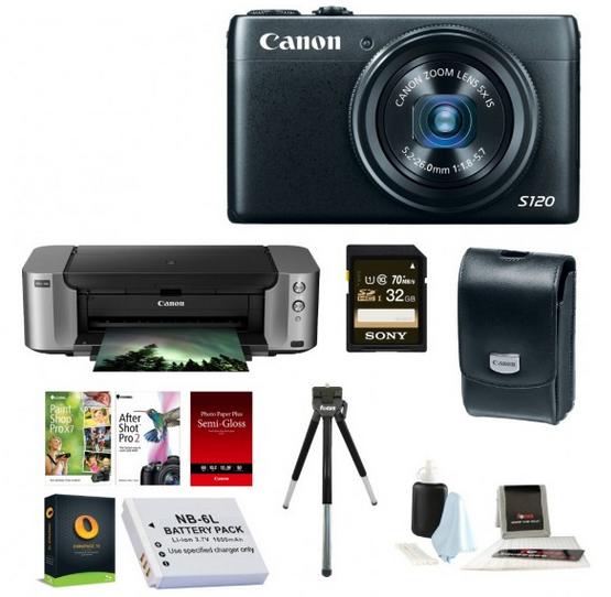 Canon PowerShot S120 deals