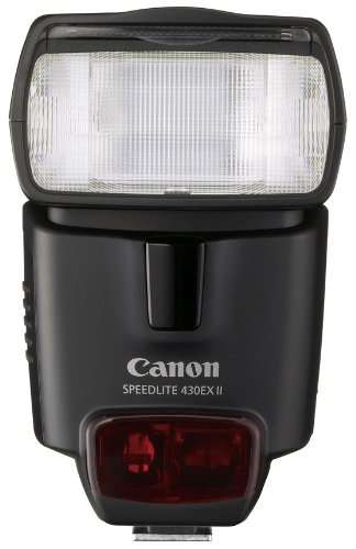 Canon Speedlite 430 EX II flash