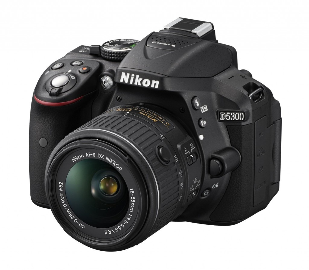 Nikon D5300 budle deals