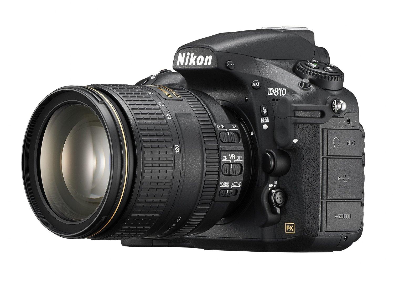 Nikon D810 w 24-120mm f4G lens