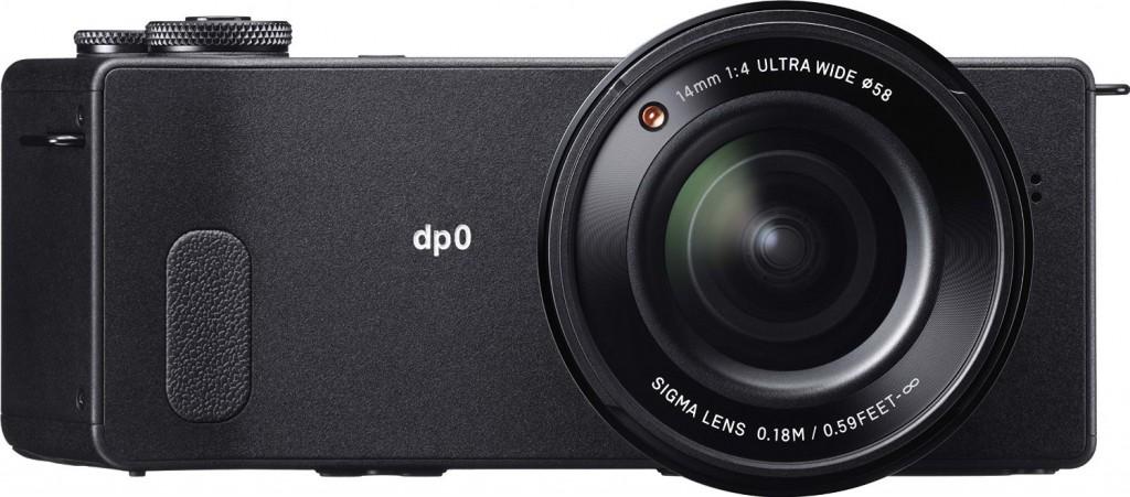 Sigma dp0 Quattro camera