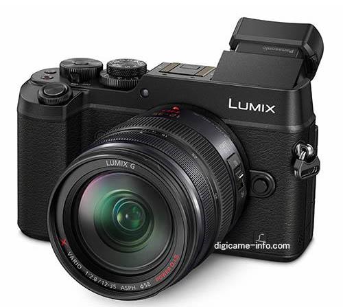 panasonic Lumix DMC-GX8 images1