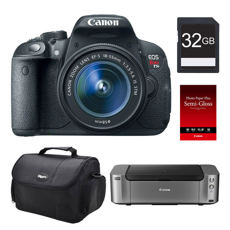 Canon T5i deals