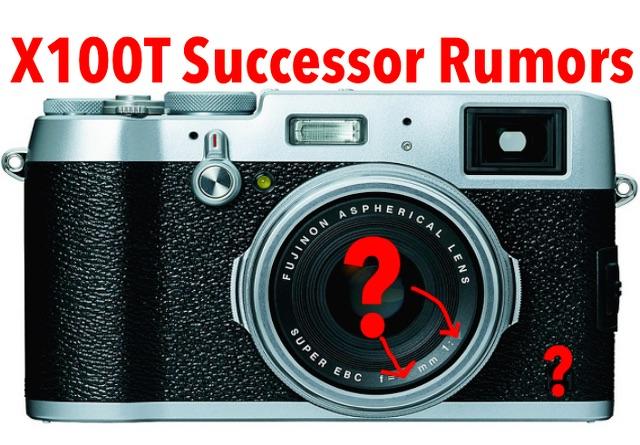Fujifilm X100T successor