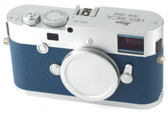 Limited Edition of Leica Historica M Monochrom Camera