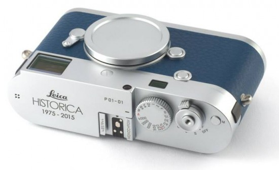 Limited Edition of Leica Historica M Monochrom Camera2