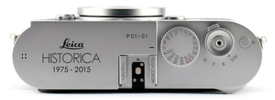 Limited Edition of Leica Historica M Monochrom Camera4