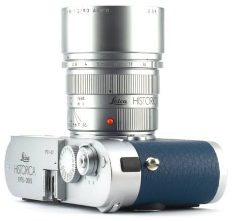 Limited Edition of Leica Historica M Monochrom Camera5