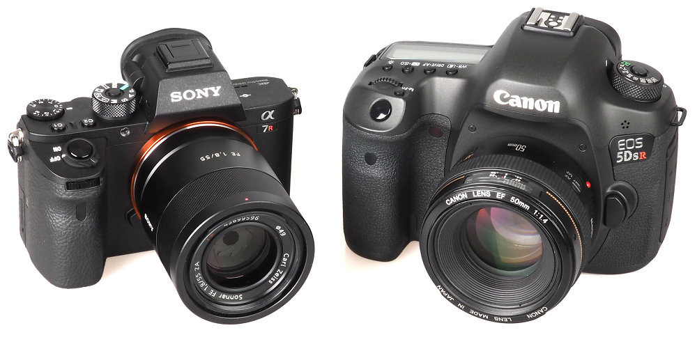 Canon-EOS-5DS-R-Vs-Sony-Alpha-A7R-II