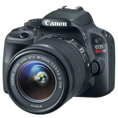 Canon SL1 bundle deals