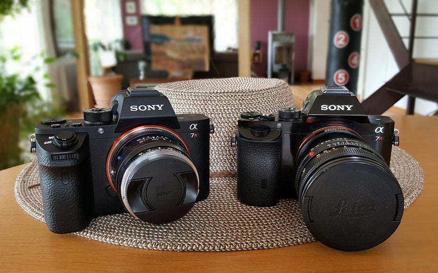 Sony A7R II Vs a7R