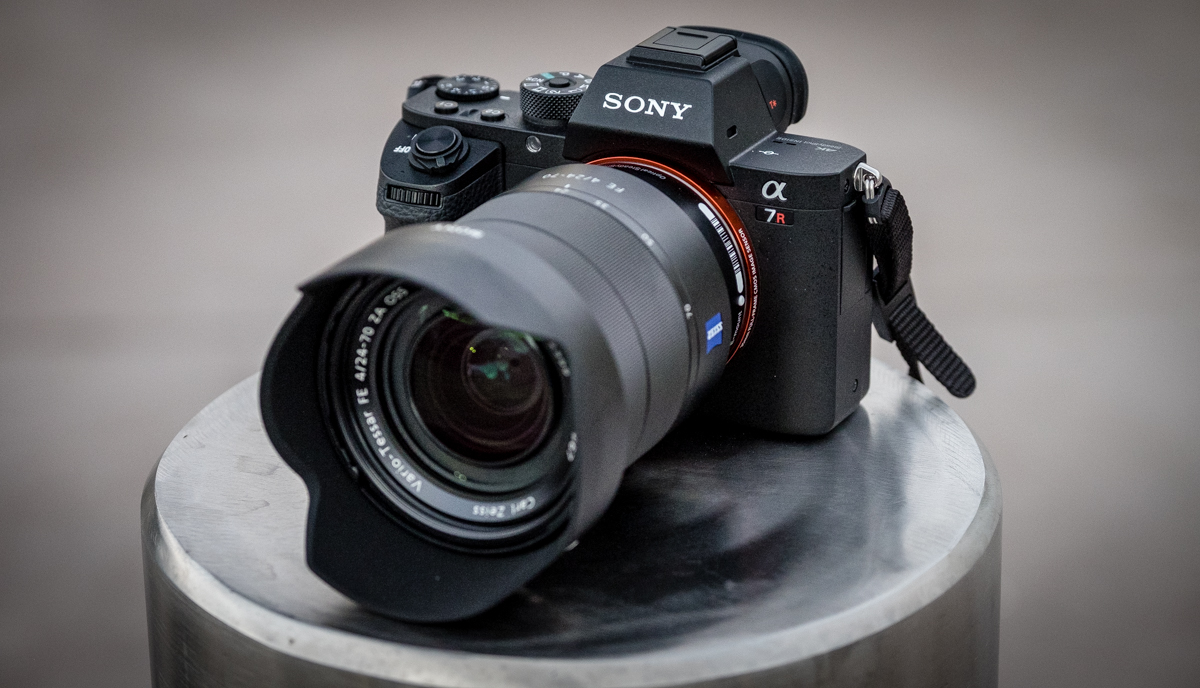 Sony a7R II review at engadget
