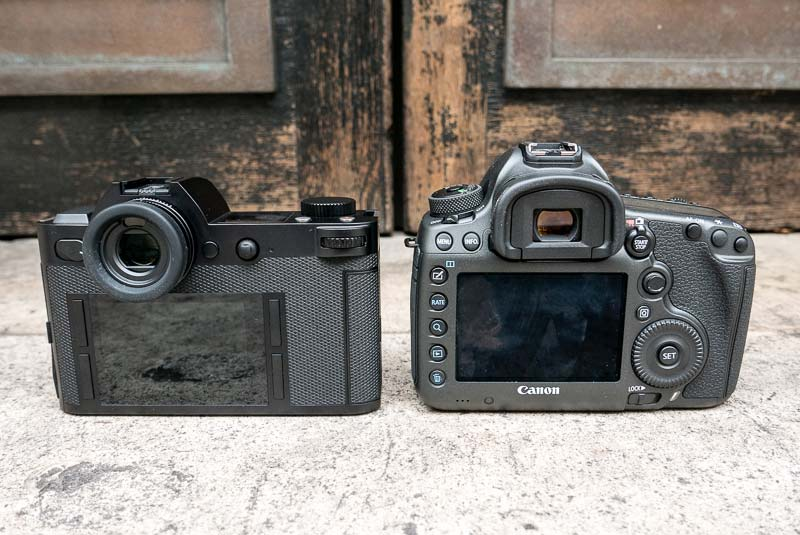 Canon EOS 5Ds R vs Leica SL comparison 4