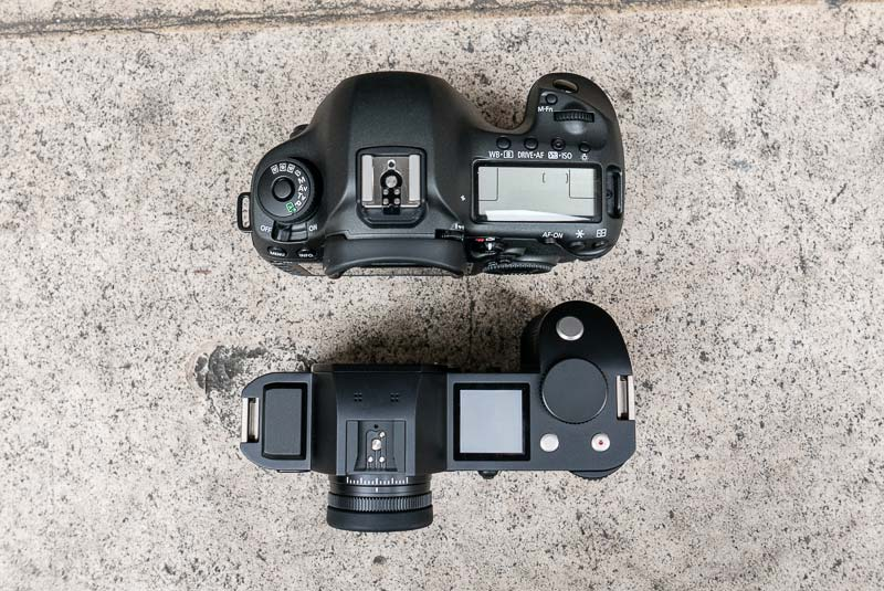 Canon EOS 5Ds R vs Leica SL comparison 7