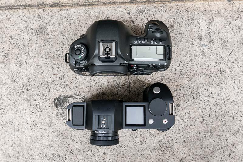 Canon EOS 5Ds R vs Leica SL comparison 7