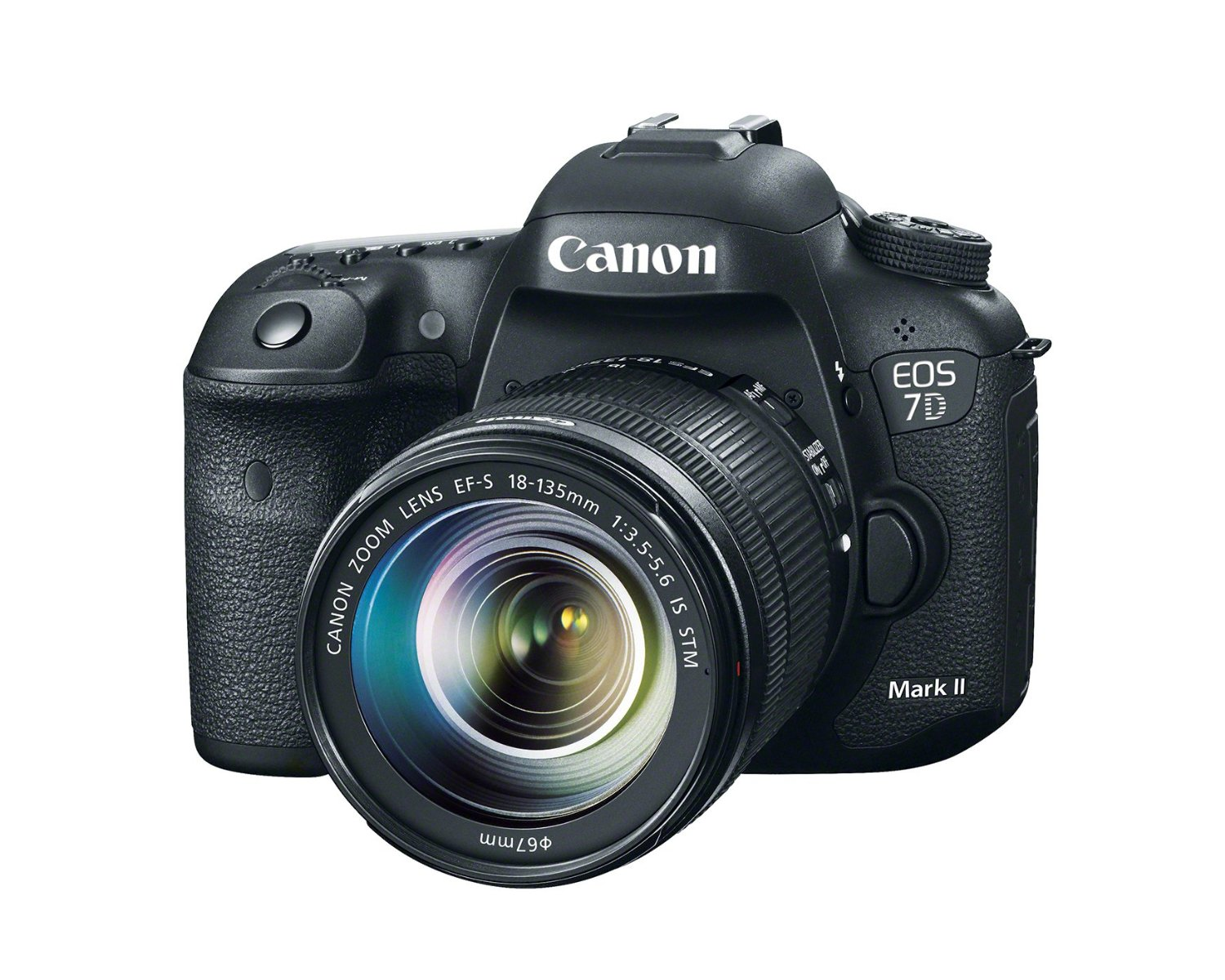 Canon EOS 7D Mark II w 18-135mm lens